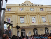Teatro Cervantes - 18 Festival de cine de Málaga
