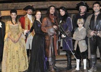 Piratas serie de Telecinco