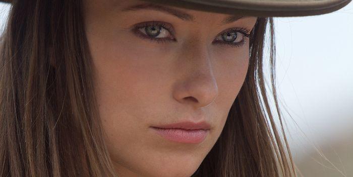 Olivia Wilde en Cowboys & Aliens