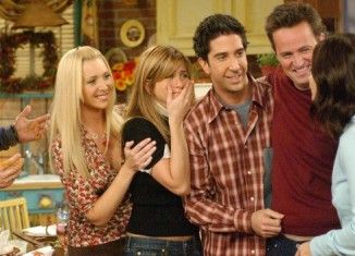 Friends serie de tv televisión