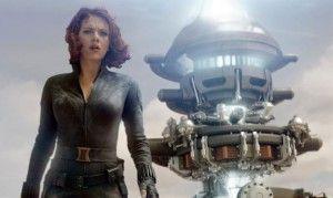 filmfilicos hablan de Scarlett Johansson en Los vengadores