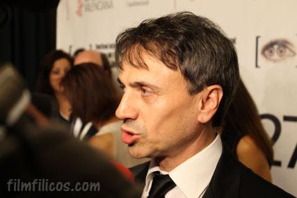 "Jose Mota Premio a ""Un futuro de cine"" en Cinema Jove 2012"