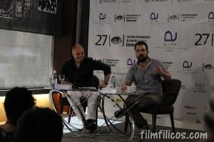 Nacho Vigalondo en Cinema Jove 2012