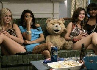 Ted pelicula Seth MacFarlane