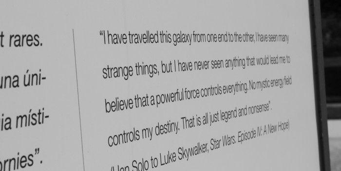 Han Solo Quote