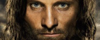 Viggo Mortensen en el señor de los anillos