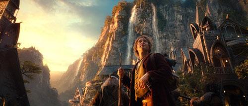 Imagen de la nueva pelicula de Peter Jackson El hobbit