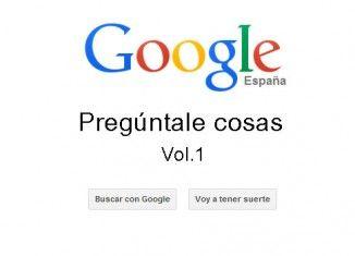 Preguntale a google