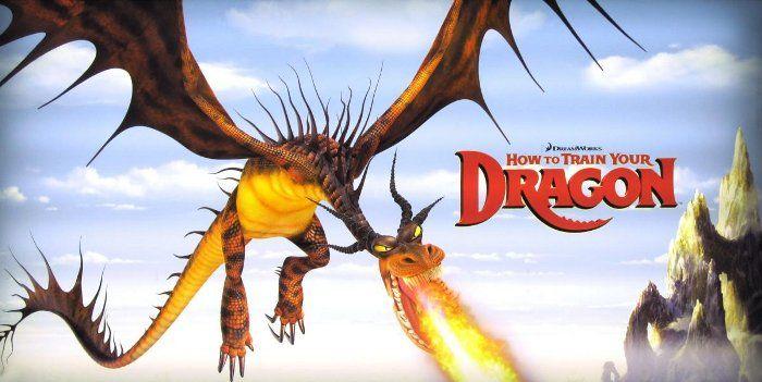 Como entrenar a tu dragón