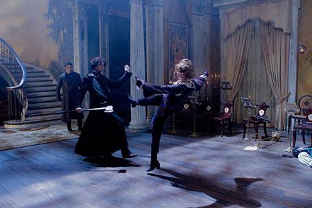 Imagen de la pelicula Abraham Lincoln: Cazador de vampiros