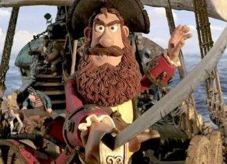 Piratas pelicula animación