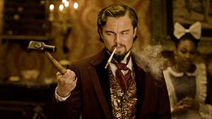 DiCaprio en Django