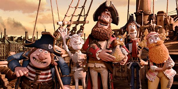 Tripulacion ¡Piratas!