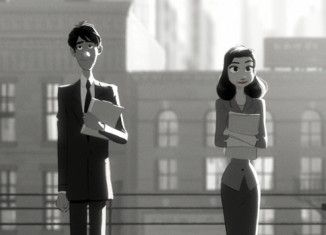 Paperman vs signs