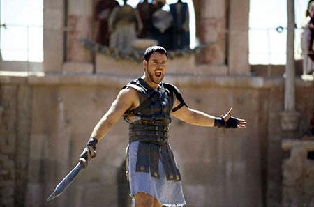 Critica pelicula Gladiator