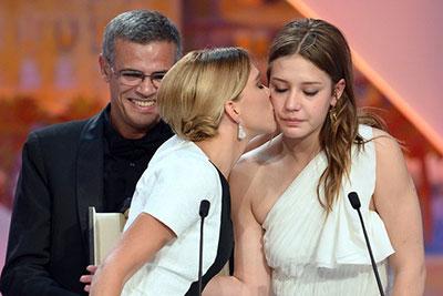 Palmarés Cannes 2013