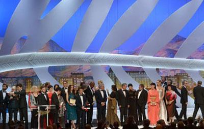 Premiados festivald e cannes 2013