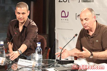 Rodrigo cortés en cinema jove 2013