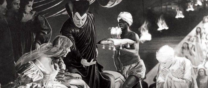 Fausto película de Murnau