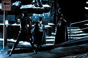 Critica Batman vuelve