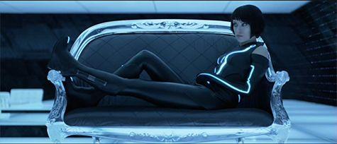 Olivia Wilde Tron Legacy