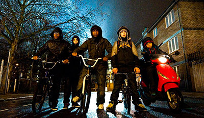 Critica pelicula Attack the block