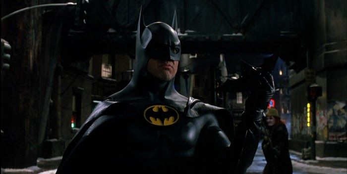 Batman vuelve Tim Burton