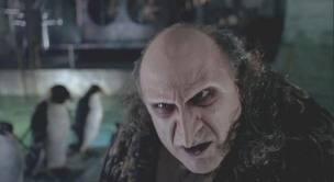 Danny DeVito como El Pinguino Batman vuelve
