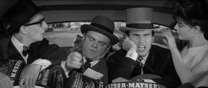 Un, dos, tres Billy Wilder
