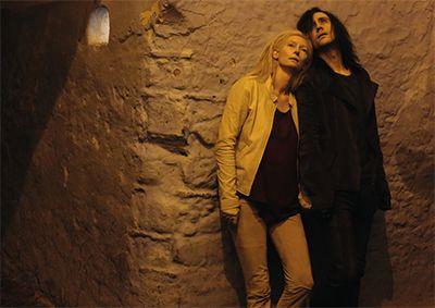 """Imagen de la pelicula """"Only lovers left alive"""""""