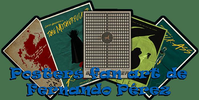 Concurso Póster Fan Art Fernando Pérez