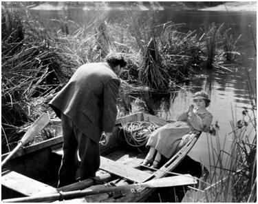 Crítica película Amanecer de Murnau