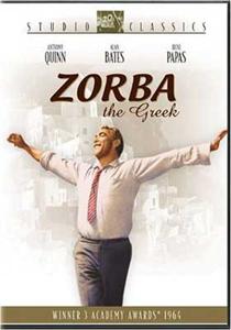Critica de la pelicula Zorba el griego