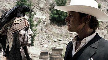 Critica de El llanero solitario para Los Oscars 2014