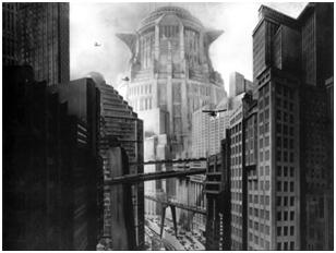 Metroopolis de Fritz Lang