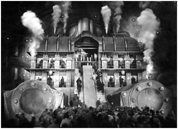 Metrópolis comentada por la Dra Caligari