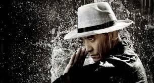 The Grandmaster protagonizada por Tony Leung y Zhang Ziyi
