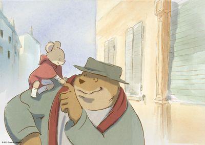 Ernest & Célestine nominada a mejor película de animación en los Oscars 2014