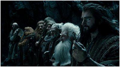 El Hobbit: La desolación de Smaug  Nominada a 3 oscars en 2014