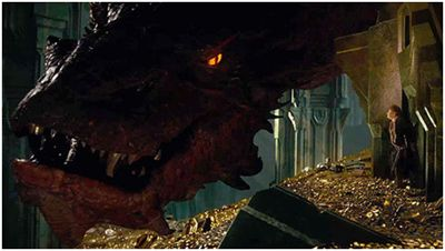 Los oscars 2014 El Hobbit: La desolación de Smaug