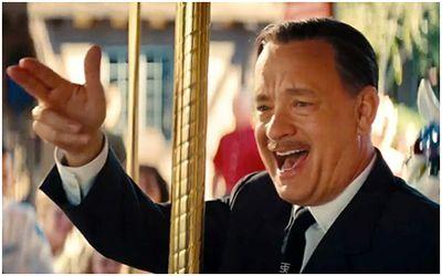 Tom Hanks en Al encuentro de Mr Banks