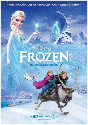 Frozen un reino de hielo