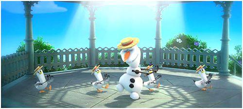 Critica de la pelicula Frozen. Un reino de hielo