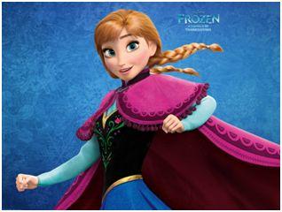 Repaso de Disney a través de la película Frozen, un reino de hielo