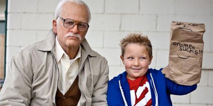 Jackass presenta Bad grandpa