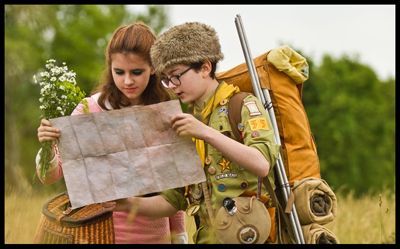 Critica de la película Moonrise Kingdom