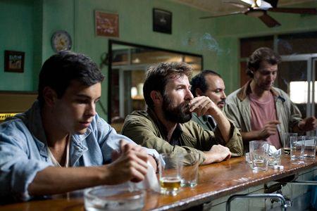 Critica de la película española Grupo 7