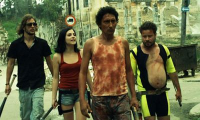 Juan de los muertos - película cubana
