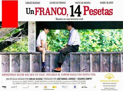 Critica de la película Un franco 14 pesetas
