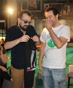 Nacho Vigalondo en Cinema Jove 2014